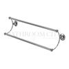 Burlington Double Towel Rail Chrome