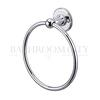 Burlington Towel Ring Chrome