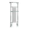 Cabot Htr Chrome  Bathroom Designer Towel Rail