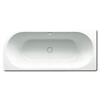 Centro Duo 1 Corner Right Hand Steel Bath Double Ended