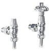 Chester Thermostatic Angled Valve