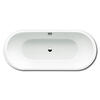 Classic Duo Oval Steel Bath Double Ended