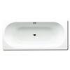 Classic Duo Steel Bath Double Ended
