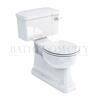 Close Coupled S trap Toilet and cistern 51cm