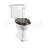 Close Coupled Toilet and cistern 44cm