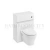 D30 back to wall WC unit with push button - 178542