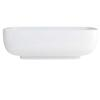 Duo Large Rectangle Freestanding Bath