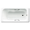 Dyna Set Star Steel Bath Single Ended