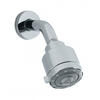 Fixed Hds Reflex Bathroom Shower Head Four Mode With Arm Lp, Round Head