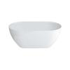 Formoso Petite Clear Stone Freestanding Bath