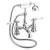 contemporary Modern Bath Shower Mixer Taps