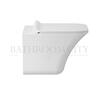 Modern Grace Rimless technology wall hung toilet