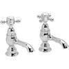 inspirational Traditional Basin Pillar Taps