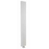 High White Gloss Revive Compact Double Panel Modern Designer Radiator 1800x236mm