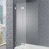 Hinged Bath Screen - 178397