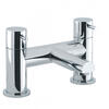 quality  Modern CHROME Bath monoblock Tap  With a featured Standard spout And a knob Handle