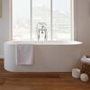 Lady Margaret free standing luxury Bath