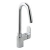 Life Mono Sink Mixer With Swivel Spout