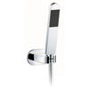 Life Single Function Wall Mounted Mini Shower Kit, Rectangle Head