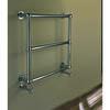 Lund 685 Wall Radiator 685X685 Contemporary Bathroom Flat Towel Rail