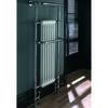 Malmo 6 Bar Tall Radiator 1500X584 High Quality Bathroom Designer Towel Rail