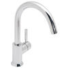 Mono Sink Mixer With Swivel Spout Single Lever Deck Mounted