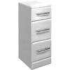New Ecco 350 X 330 3 Drawer Unit