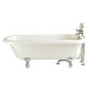 New Perth Single End Free Standing Roll Top Bath