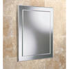 Olivia Bathroom Wall Mirror rectangle Contemporary