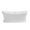 Orford Double Ended Freestanding Acrylic Bath