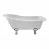 PEMBRIDGE 1500MM FREESTANDING SLIPPER BATH