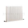 Revive Double Panel Radiator white gloss