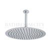 Round SS Shower Head 400mm & Arm