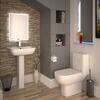 Series 600 4 Piece Bathroom Suite