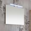 Solitaire 6005 Wall Mirror with LED Top Light - 175511
