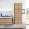 Solitaire 6025 Tall Bathroom cabinet 4 doors - 178366