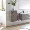 Solitaire 9020 Bathroom Wall cabinet 1 door - 178322