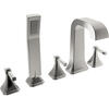 inspirational Modern Bath Shower Mixer Taps