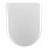 Standard D Shape Soft Close Top Fix Toilet Seat