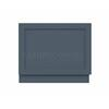 STIFFKEY BLUE 750MM BATH END PANEL