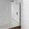 Swiftseal Single Bath Screen 800 6mm - 178423