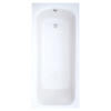 Trojan Derwent 1200 Plain Bath White