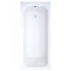 Trojan Derwent 1200 Plain Bath White