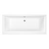 Trojan Elite DE 1800 x 800 Bath White
