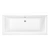 Trojan Elite DE 1800 x 800 Bath White