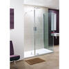 Andora Walk In Shower Glass Panels for Modern Bathroom