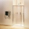 Burlington gtraditional soft close sliding shower door