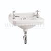 traditional Edwardian Cloakroom Basin 51cm 2TH