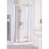 Lakes Reduced Height Quality 700 Pivot Bathroom Shower Door Fashionable Bathroom