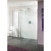 Palma Walk In Shower Glass Panels for Contemporary Bathroom